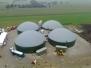 Biogasinstallatie & droger