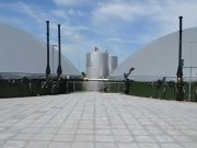 Biogasinstallatie 1
