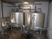 Hygienisatie tanks