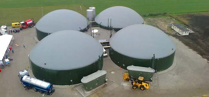 home-biogasinstallatie